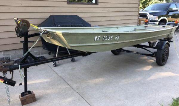 Boat Trailer Repair