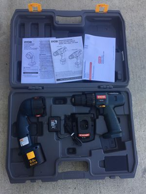 Ryobi cordless power drill for Sale in Temecula, CA