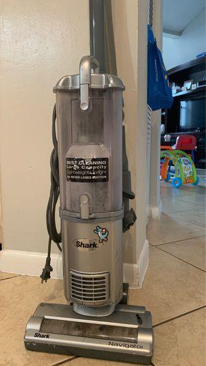 Shark upright vacuum for Sale in Dania Beach, FL