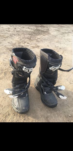 Dirt bike boots for Sale in Grove City, OH