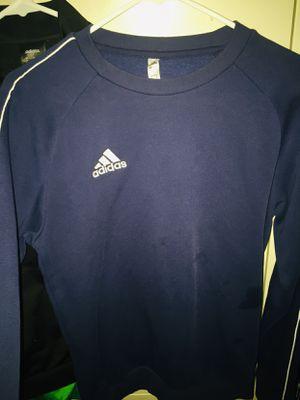 Navy blue adidas sweatshirt for Sale in Cincinnati, OH