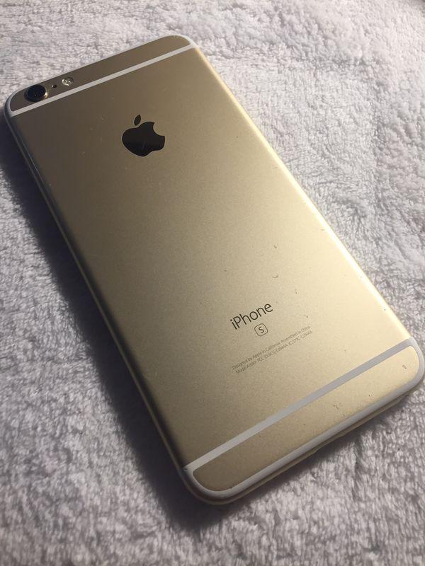 iPhone 6S Plus Unlocked