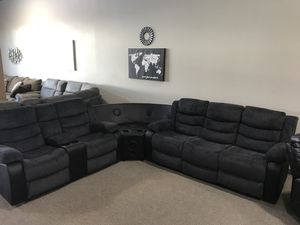 Palameno sectional for Sale in Cedar Hills, UT