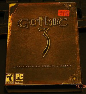 Gothic III (PC Edition) for Sale in Las Vegas, NV