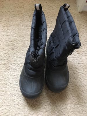 Kids Icicle Insulated Winter Snow Boot Toddler/Little Kid/Big Kid 11 for Sale in Kaufman, TX