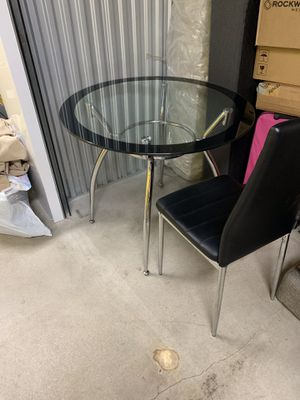 Kitchen table with 4 chairs for Sale in Joliet, IL