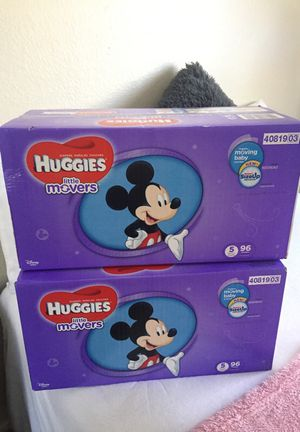 Huggies pampers for Sale in Benicia, CA