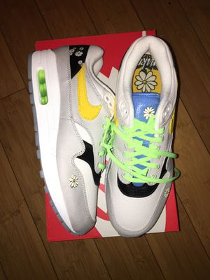 New Air Max 1 size 7.5 Multi-Color Daisy for Sale in Los Angeles, CA