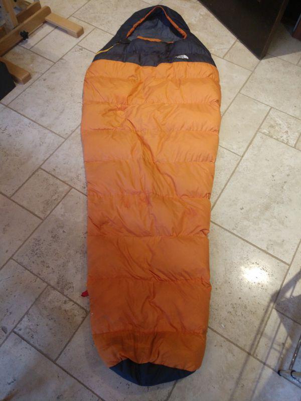 North Face Furnace 550 pro sleeping bag
