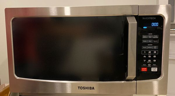 Toshiba Inverter Convection Microwave