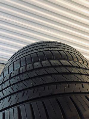 255/35r19 Michelin Pilot sport A/S3+ tires for Sale in Manassas, VA