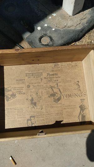 1952 newspaper printed dresser for Sale in Phoenix, AZ