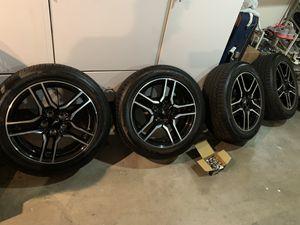 2019 Mustang GT Base oem wheels for Sale in Cerritos, CA