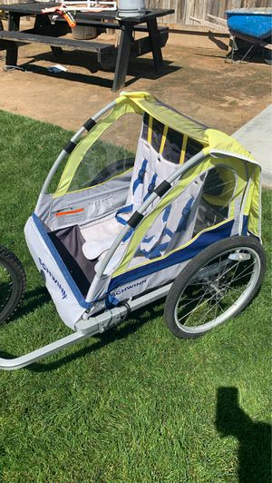 Bike with kids carrier for Sale in Clovis, CA