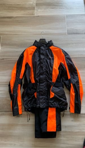 Olympia Moto Sports Rain Jacket and Pants for Sale in Boca Raton, FL