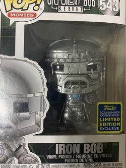 Iron Bob Funko POP for Sale in Gardena,  CA