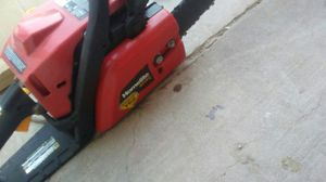 Homelite 4218c chainsaw for Sale in Avondale, AZ