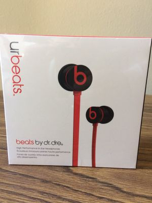 urbeats high performance in ear Headphones beats bydr, dre for Sale in Dallas, TX