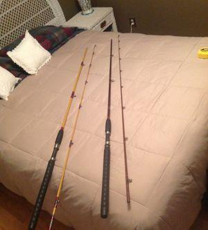 Vintage fenwick fishing rods. 10.5' for Sale in Monroe, WA