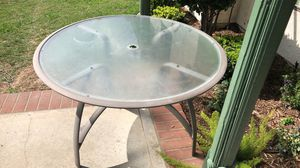 "48"" patio table for Sale in Chino, CA"
