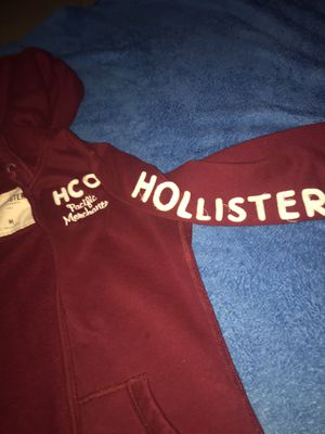 Red Hollister Hoodie for Sale in Riverdale, GA