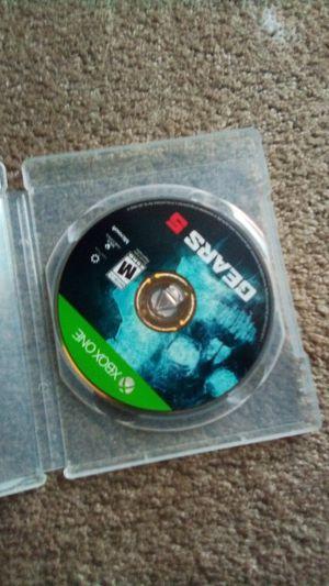 Xbox 1 exclusive new gears of war 5 for Sale in Virginia Beach, VA