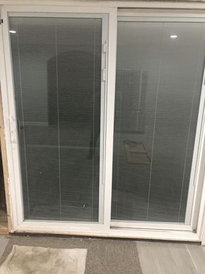 6 x 7.9 white sliding door for Sale in Los Angeles, CA