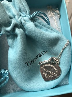 Tiffany & Co. Silver Necklace for Sale in Houston, TX