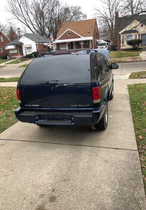2003 Chevy Blazer for Sale in Detroit, MI