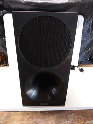 Samsung Blue Tooth sub woofer PS-WM 30 for Sale in Tampa, FL