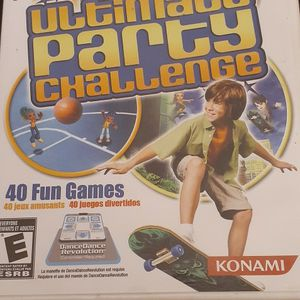 Ultimate PARTY Challenge (Nintendo Wii + Wii U) for Sale in Lewisville, TX