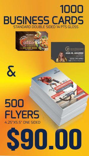 Business Cards for Sale in Montebello, CA