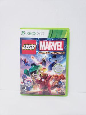 Lego Marvel Super Hero Xbox 360 Game for Sale in Fresno, CA