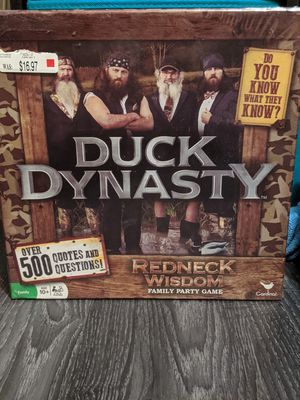 Duck Dynasty board game. for Sale in West Covina, CA
