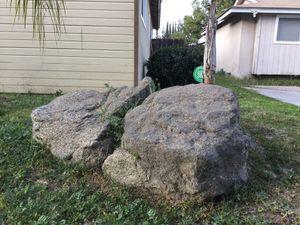 Landscaping Boulders / Rocks ~ Make Offer for Sale in Fresno, CA
