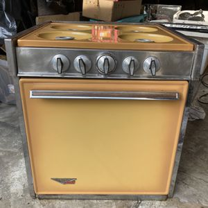 Vintage Camper Stove for Sale in New Haven, CT