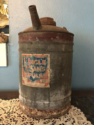 Vintage Gas Can for Sale in Lake Mary, FL