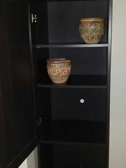 Black Storage Shelf Or Rack for Sale in Medina,  WA