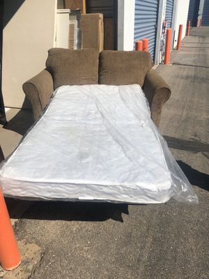 Sofa Bed (Twin) Size Bed for Sale in Somerton, AZ