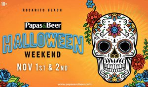 Papas and beer Halloween tickets for Sale in San Diego, CA