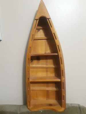 Wooden Boat shelf for Sale in Maryland Heights, MO