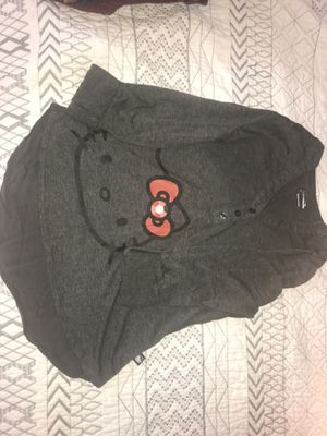 Girls Beautiful hello kitty blouse $2. for Sale in Hollywood, FL