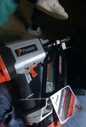 Air Compressor Nail Gun for Sale in Silver Spring, MD