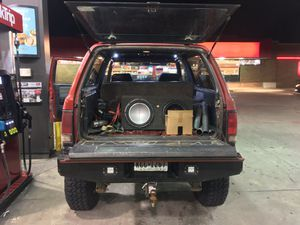 Chevy S10 Blazer Lifted for Sale in Denton, TX