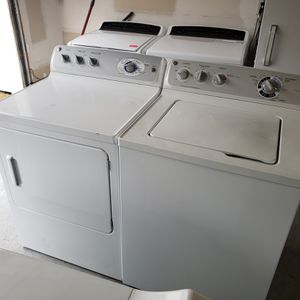 Super Savings on GE Top Load Washer and Electric Dryer Set for Sale in Virginia Beach, VA