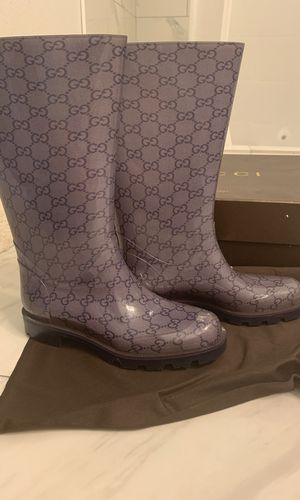 Gucci rain boots for Sale in Las Vegas, NV