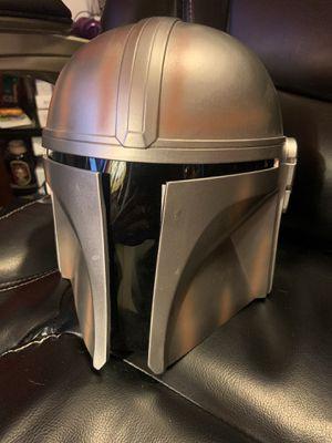 Custom made mandalorian helmet for Sale in Bridgeville, PA