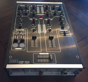 Urei 1601S Professional 2-Channel DJ Mixer!! for Sale in Miami, FL