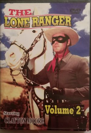 The Lone Ranger volume 2 dvd for Sale in St Louis, MO