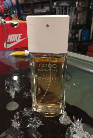 Coco Chanel perfume - 3.4 ounce bottle for Sale in Olympia, WA
